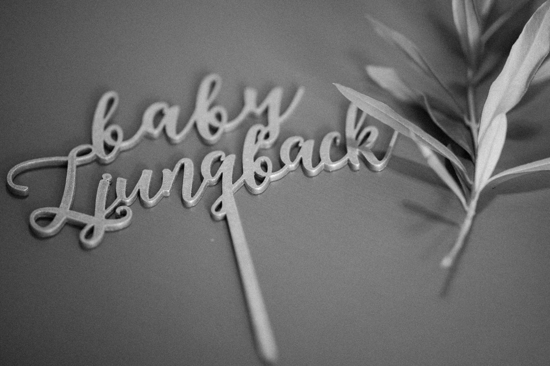 Baby Shower på Norrvikens trädgårdar i Skåne. Foto: Tove Lundquist, fotograf i Skåne.